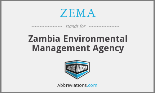 What does ZEMA stand for?