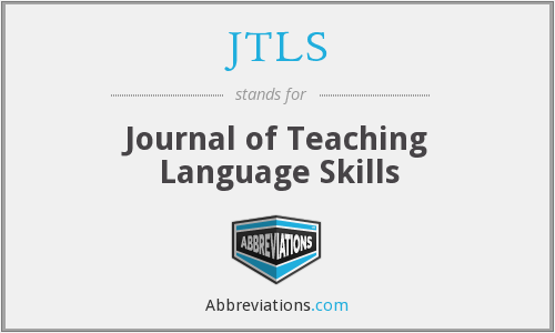 What does JTLS stand for?