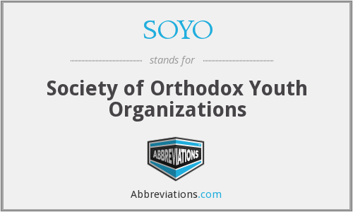What does SOYO stand for?