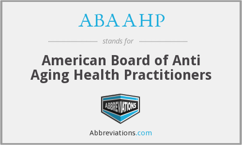 What does ABAAHP stand for?