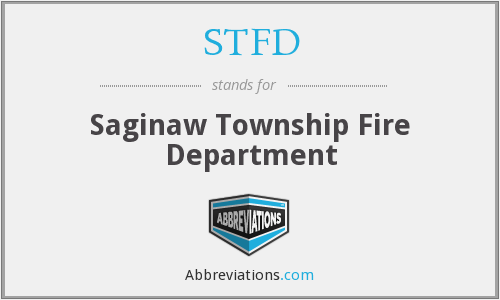 STFD - Saginaw Township Fire Department
