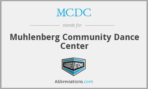 MCDC - Muhlenberg Community Dance Center