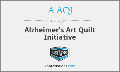 What does AAQI stand for?