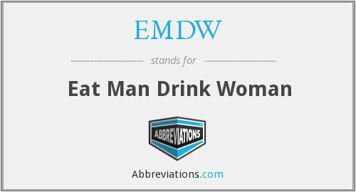 What does EMDW stand for?