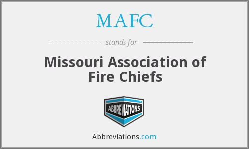 MAFC - Missouri Association of Fire Chiefs
