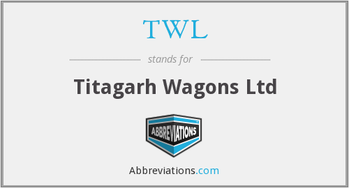 What does wagons stand for?