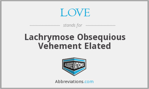 What does vehement stand for?