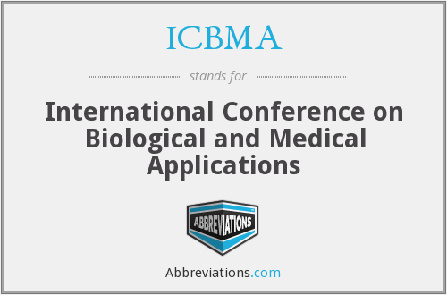 What does ICBMA stand for?
