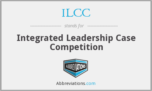 What does ILCC stand for?