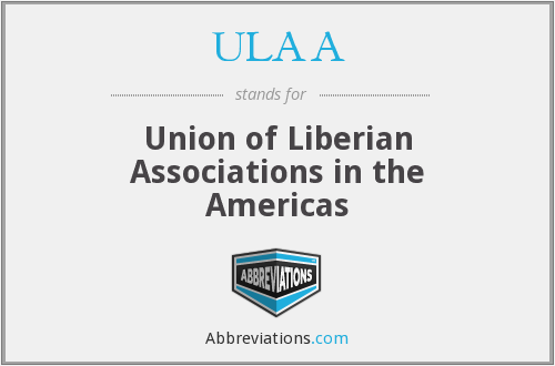 What does ULAA stand for?