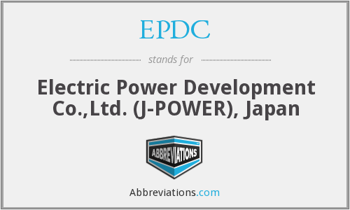 What does EPDC stand for?