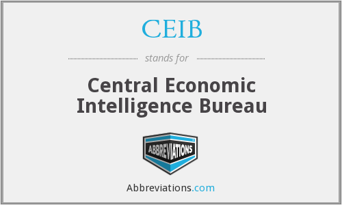 What does CEIB stand for?