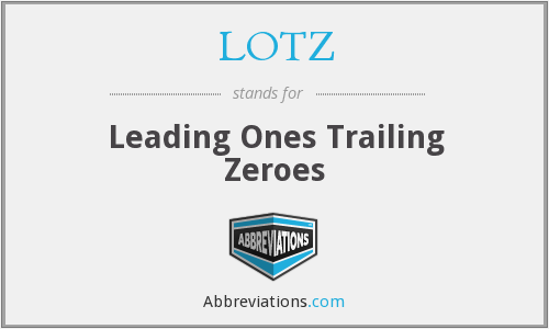 What does LOTZ stand for?