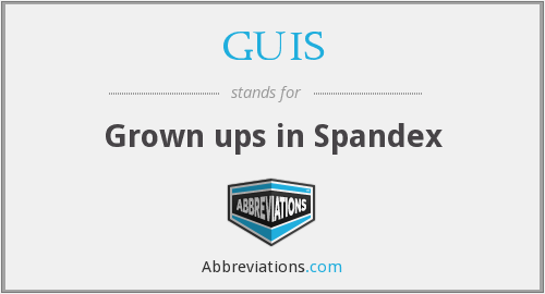 What does GUIS stand for?