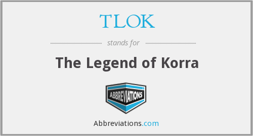 What does TLOK stand for?