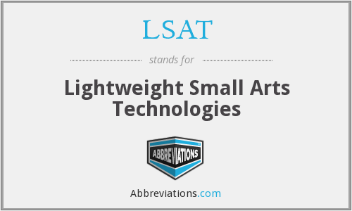 LSAT - Lightweight Small Arts Technologies
