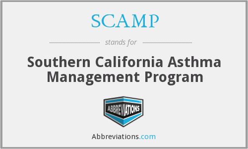 SCAMP - Southern California Asthma Management Program