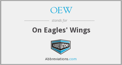 OEW - On Eagles' Wings