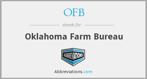 OFB - Oklahoma Farm Bureau