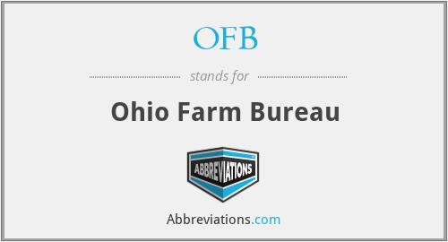 OFB - Ohio Farm Bureau