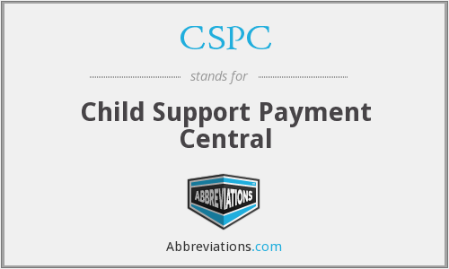 What does CSPC stand for?