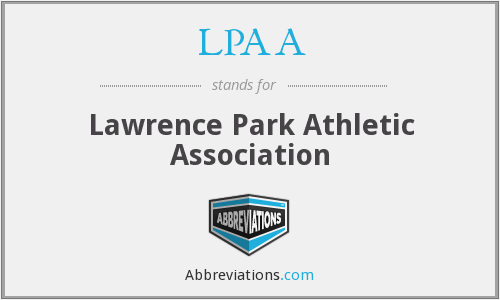 LPAA - Lawrence Park Athletic Association