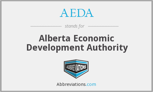 What does AEDA stand for?