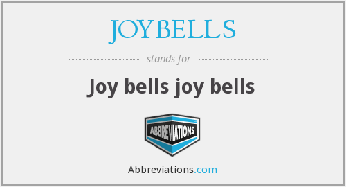 What does JOYBELLS stand for?