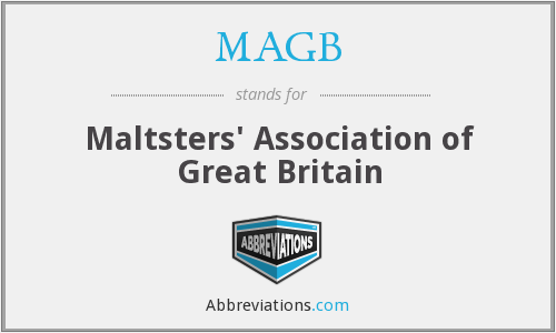 MAGB - Maltsters' Association of Great Britain