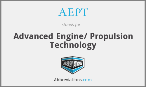 What does AEPT stand for?