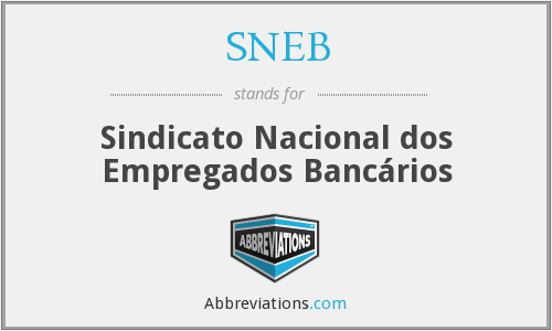 What does SNEB stand for?
