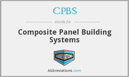 What does CPBS stand for?
