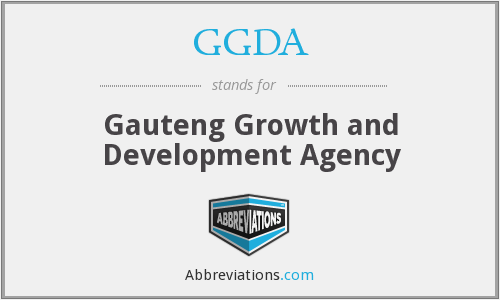 What does GGDA stand for?