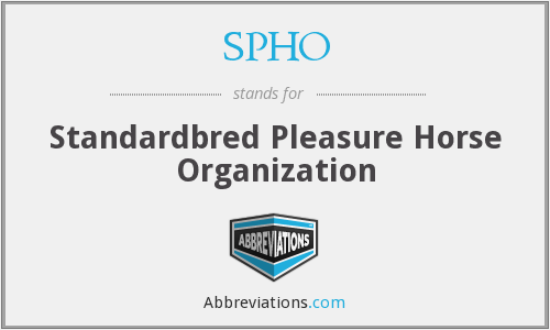 What does SPHO stand for?