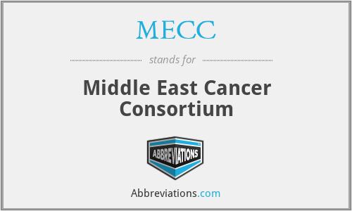 MECC - Middle East Cancer Consortium