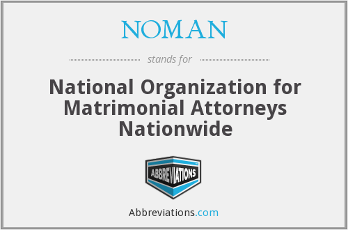 What does NOMAN stand for?