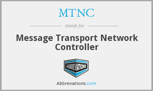 What does MTNC stand for?