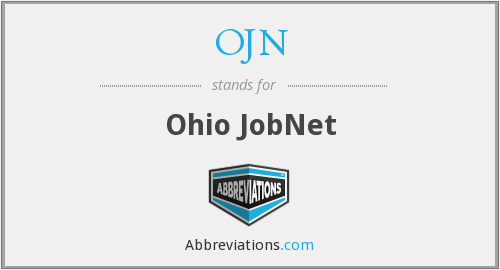 What does OJN stand for?