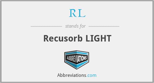 RL - Recusorb LIGHT