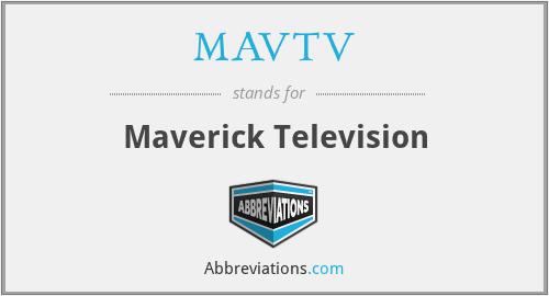 MAVTV - Maverick Television