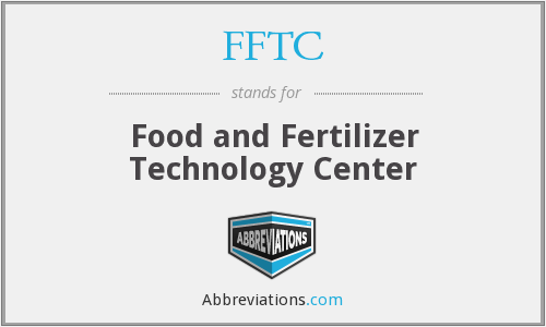 FFTC - Food and Fertilizer Technology Center