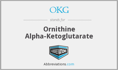What does OKG stand for?