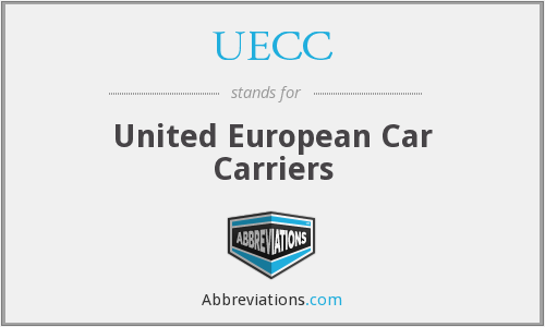 What does UECC stand for?