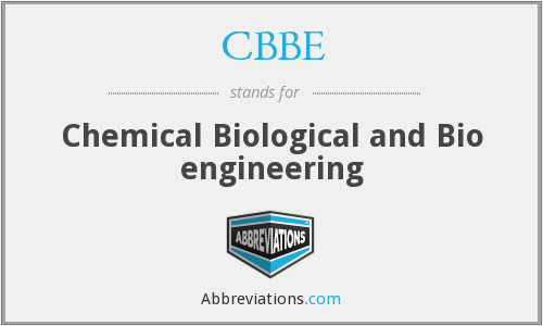 What does CBBE stand for?