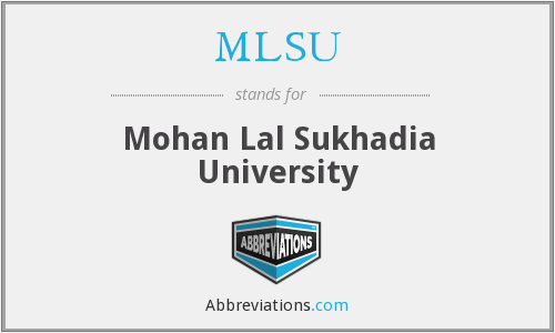 What does MLSU stand for?