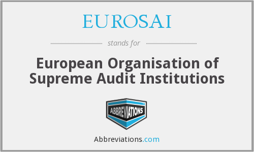 What does EUROSAI stand for?