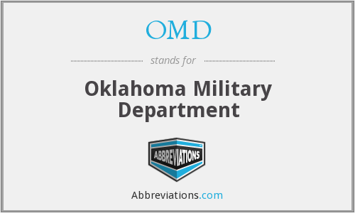OMD - Oklahoma Military Department