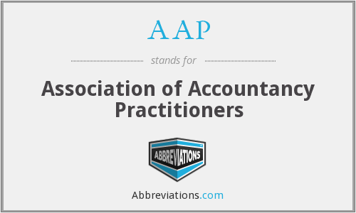 AAP - Association of Accountancy Practitioners
