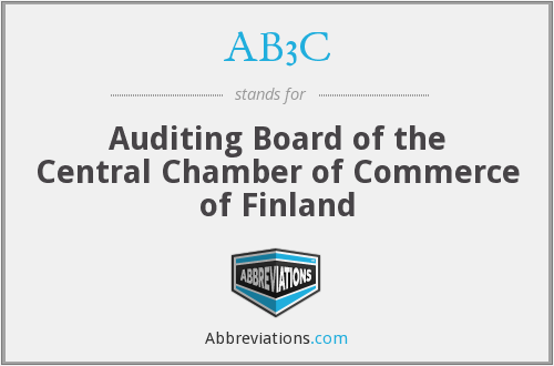 What does AB3C stand for?