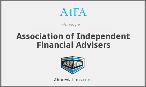 AIFA - Association of Independent Financial Advisers